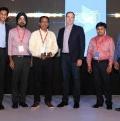 Umbrella Infocare Wins AWS Rising Star Award