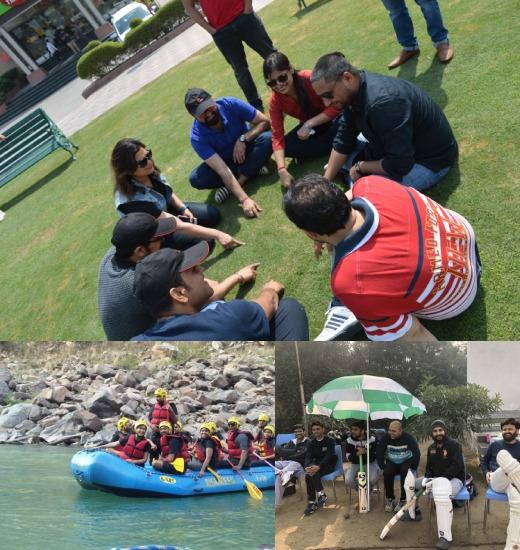 Umbrella Team Retreat – Bonding & Rejuvenating