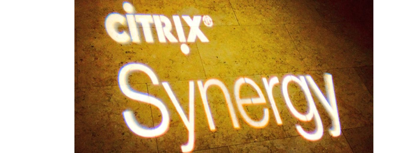 Announcing Citrix Synergy Event : May 2017
