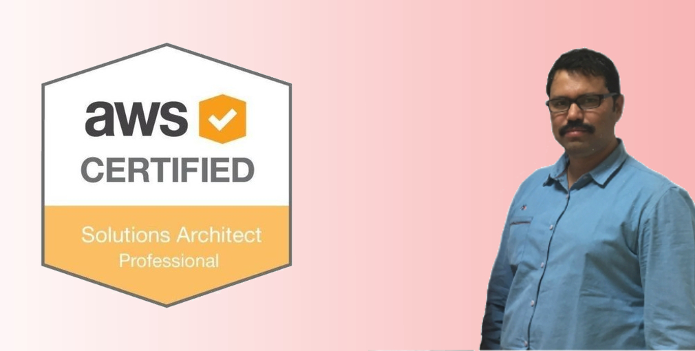Spotlight: Anoop Prasad, AWS Certified Engineer