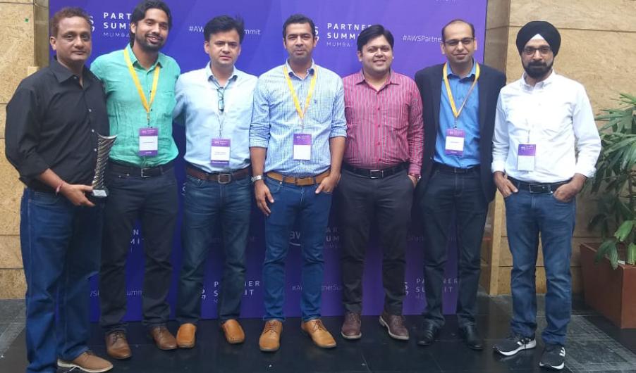 Umbrella Awarded Best APN Consulting Partner in India